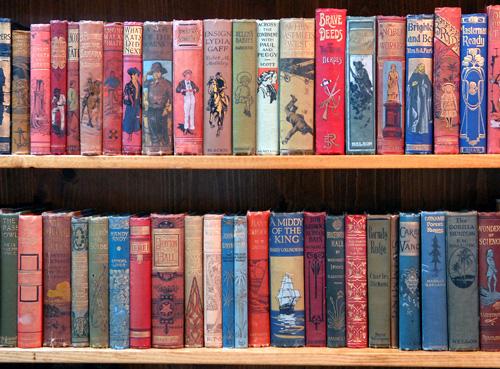 Anonymous Bookshelf #2