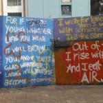 Literary Graffiti