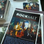 Rocksalt: An Anthology of Contemporary B.C. Poetry - Reading/Launch
