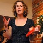 Ilana Stanger-Ross - Sima's Undergarments For Women - Book Launch
